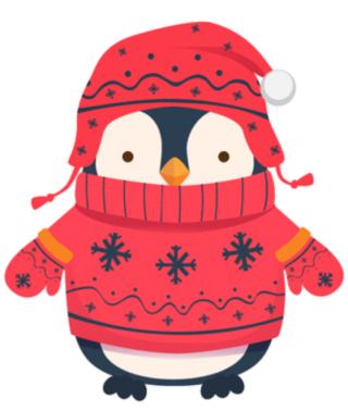 warme truien aan!