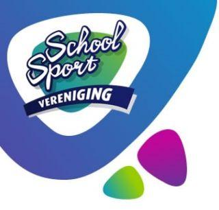 Start proeftrainingen schoolsportvereniging De Kaap