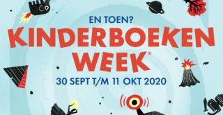 Kinderboekenweek 30 september t/m 11 oktober
