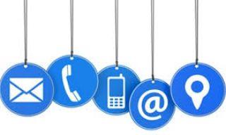 Doorgeven van actueel telefoonnr. en emailadres