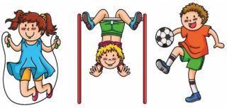Gymkleding groep 1-4